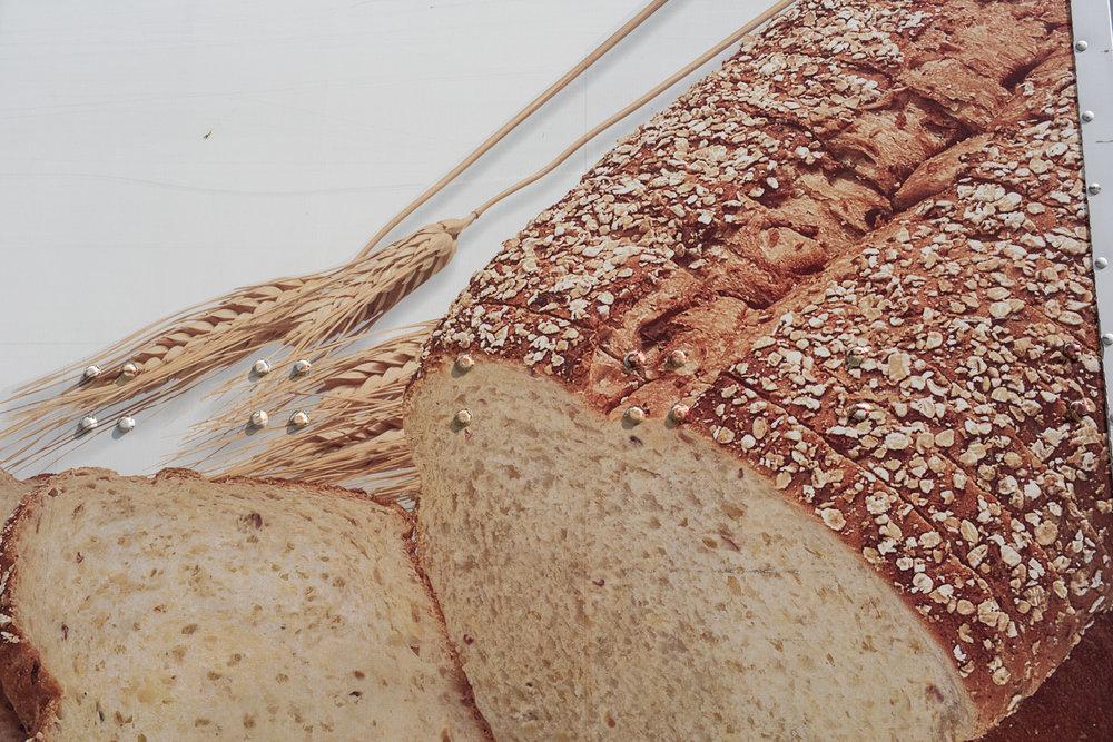 Bread. Greenpoint, Brooklyn 2013