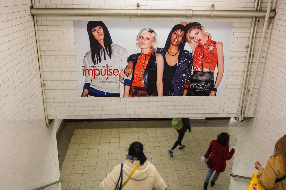 Four Women. New York, New York 2013