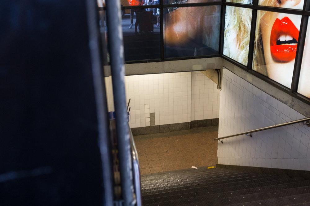 Entrance. New York, New York, 2013