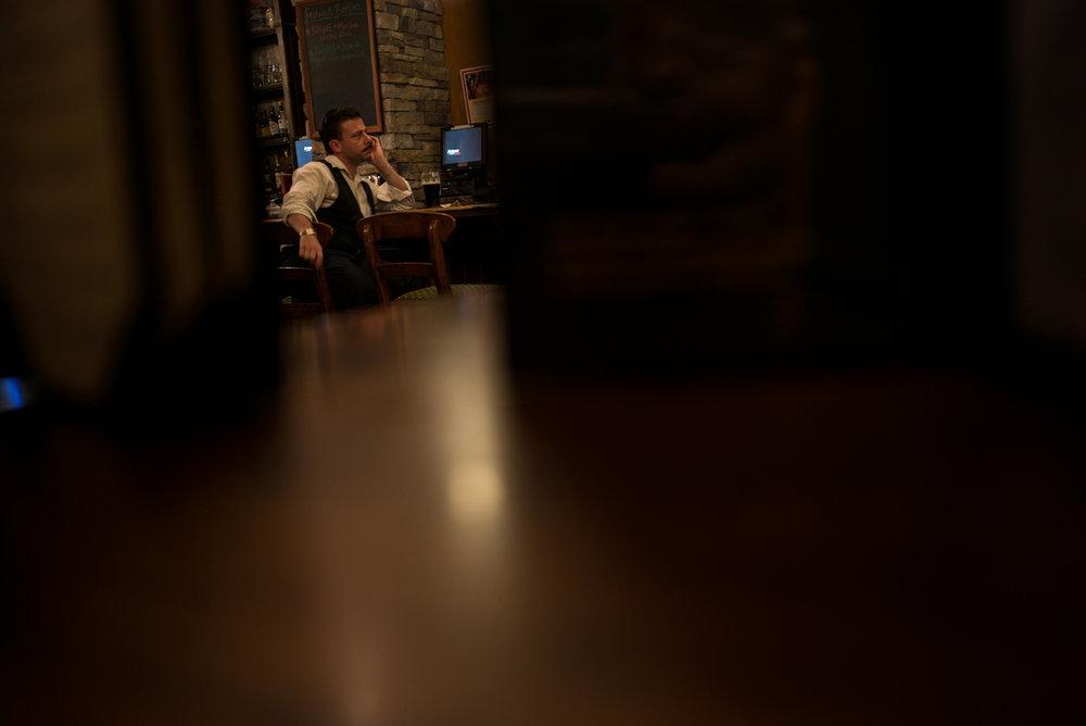 Bar. Lancaster, Pennsylvania 2015