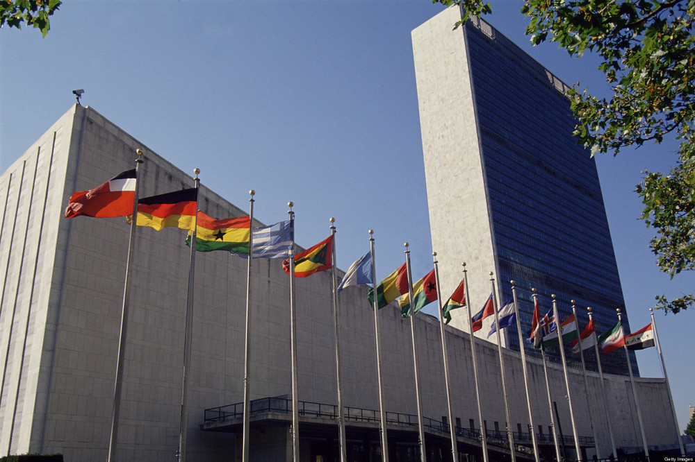 The United Nations may be a misrepresentation of the real citizens of the world.