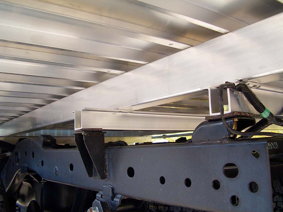 MCK Metals Ute Deck