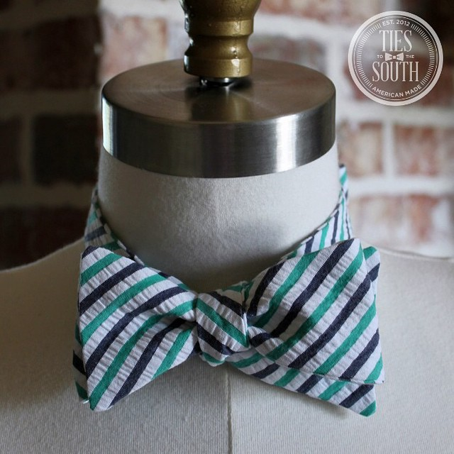 Are you still looking for the perfect holiday gift or stocking stuffer? Our bow ties are in high demand this holiday season with over 70 styles so you can pick the perfect match. Free shipping and koozie with every order!  wwwTiesToTheSouth.com #tiestothesouth #stockingstuffer #imonthenicelist
