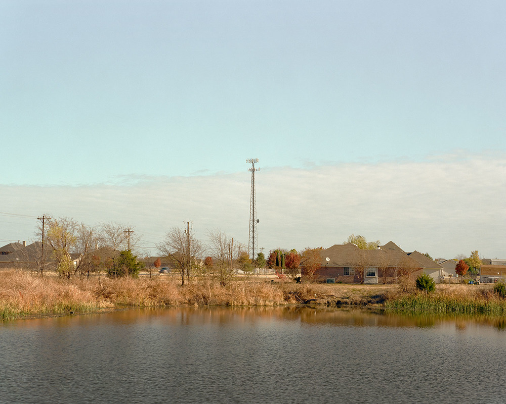 Cell Tower, Neighborhood Pond.jpg