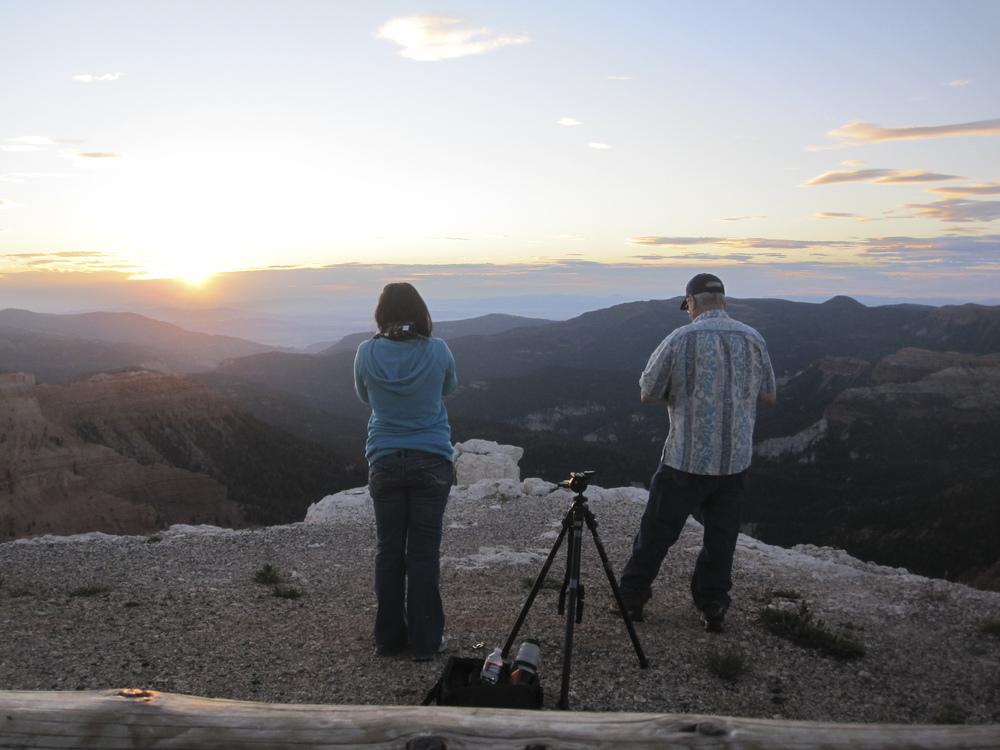 Cedar Breaks National Monument, Utah. August 2011  Photo by Joanna Jacob