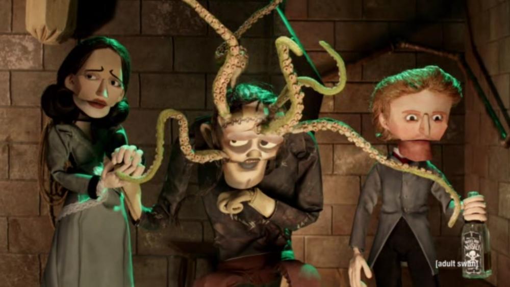 Frankenhole Season 2 - Puppet Dept