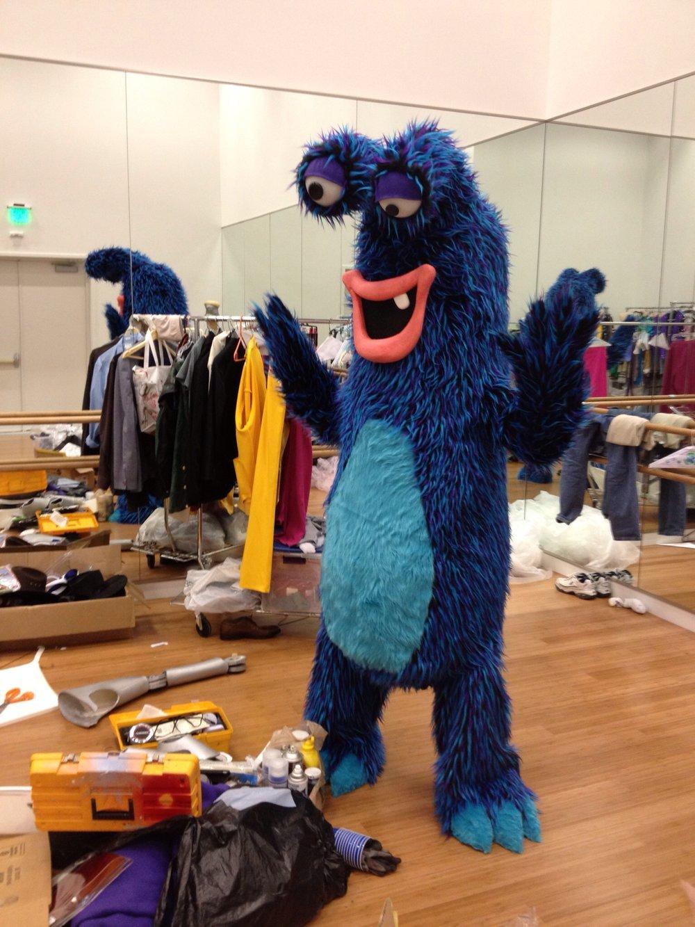 Walkaround Costumes