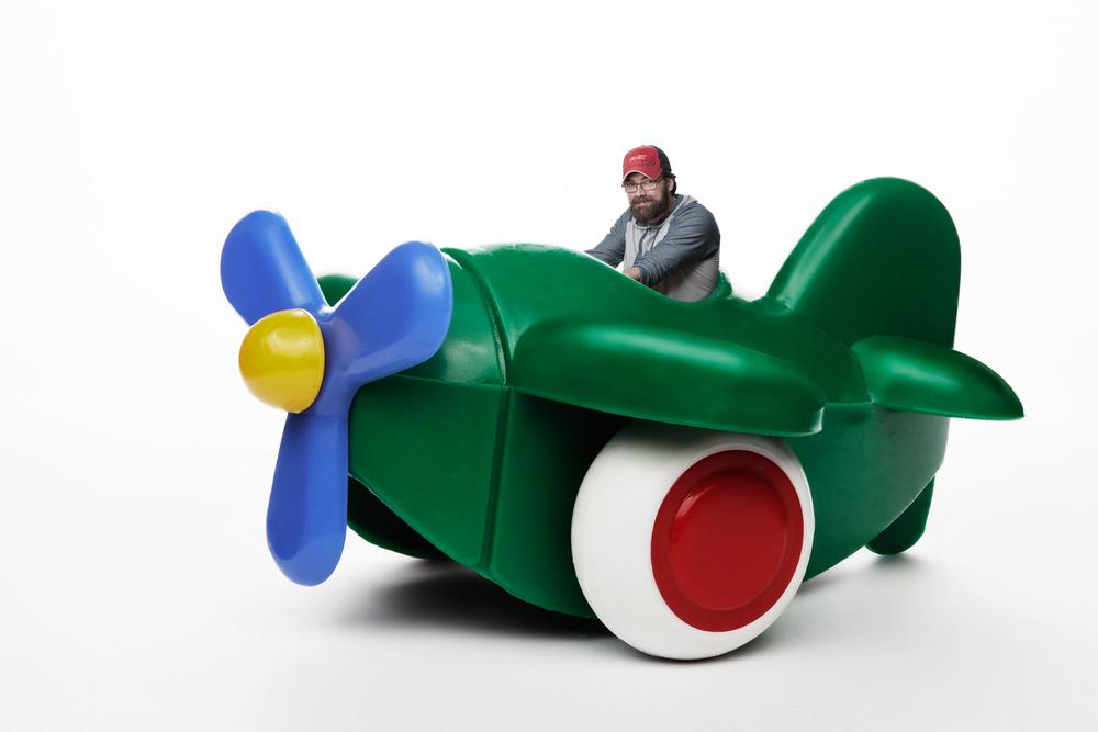 Toy plane blog
