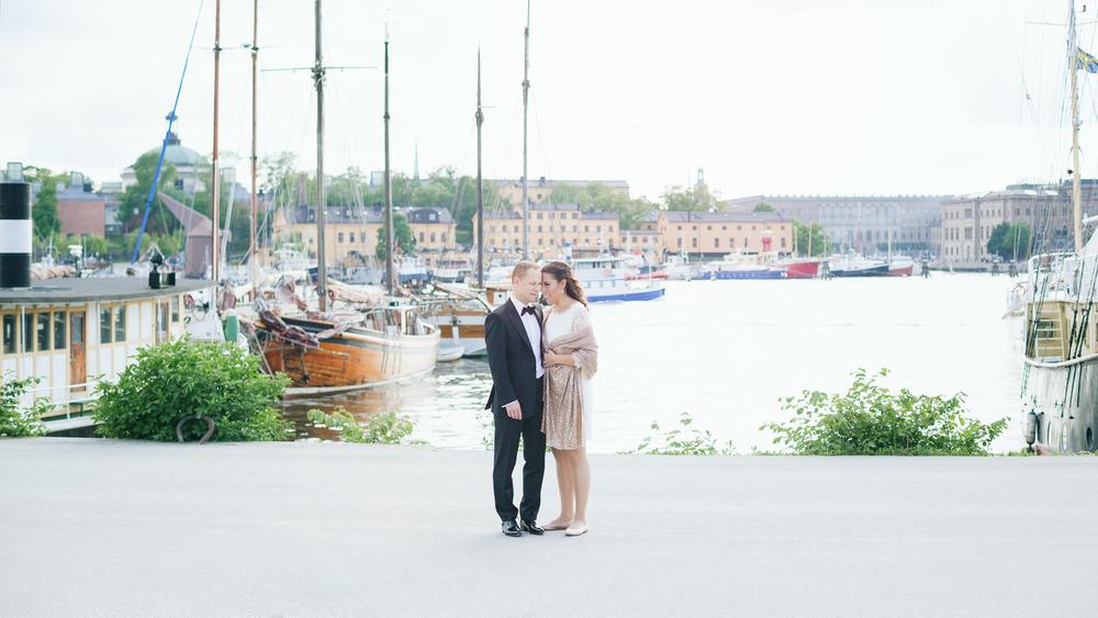 Mina & Johan
