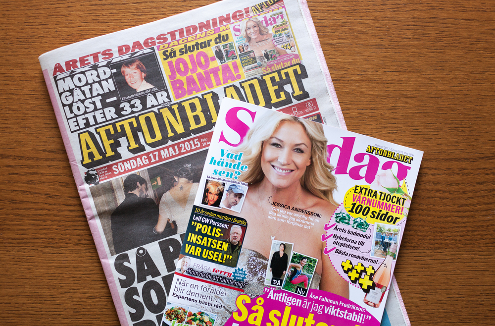 Aftonbladet Söndag 2015-05-17