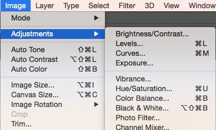bild 5. Brightness / Contrast