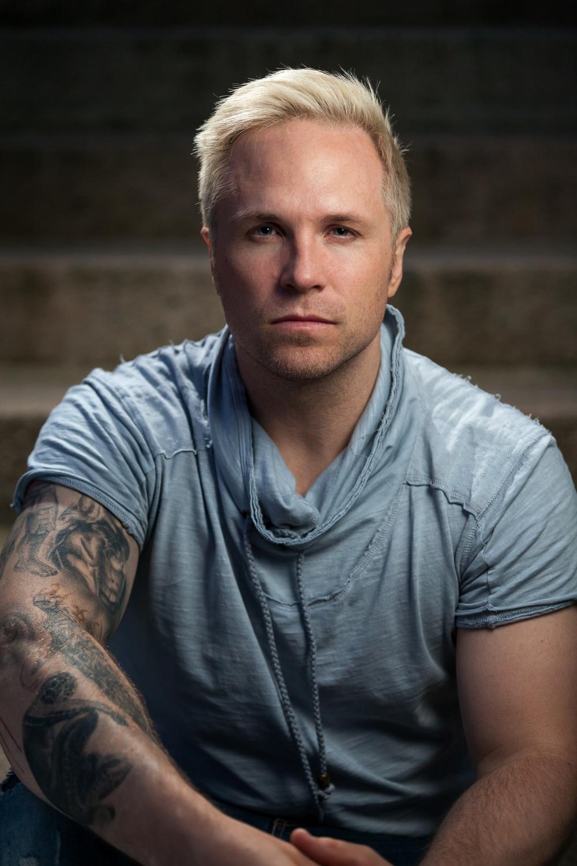 """Anders Fernette, singelomslag """"Poison"""""""