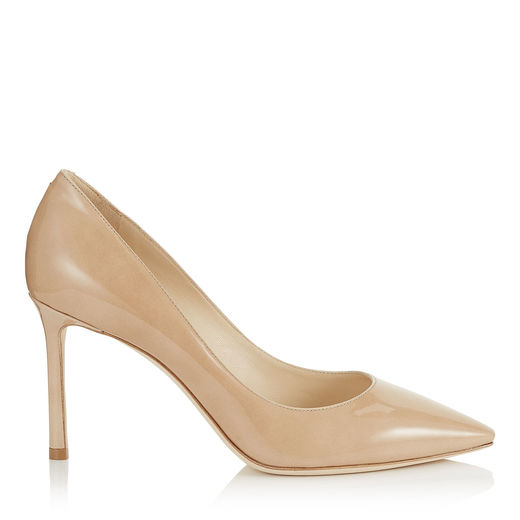 Nude Patent Point Pump