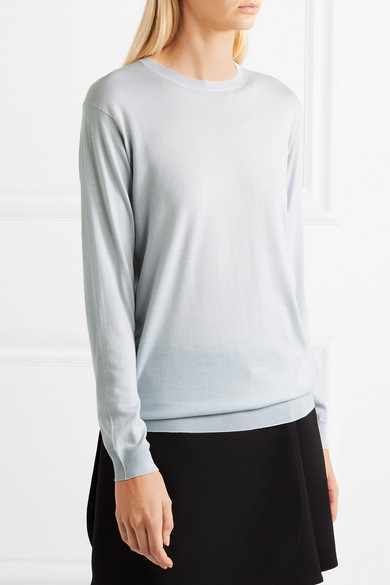 Grey Fine Knit