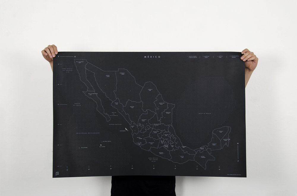 Diario_black_map_mexico
