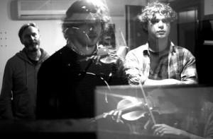 AltJ in studio