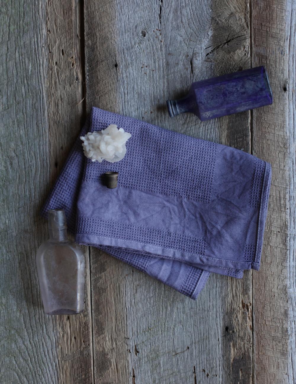 Moody Midnight Tea Towel