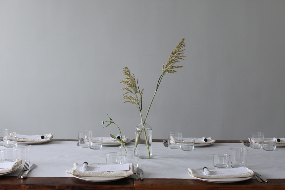Sunday Suppers Gathering: Salt