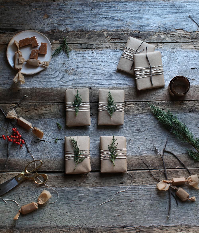 foraged + festive