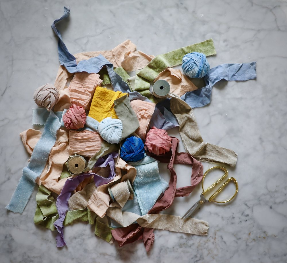 Insta-Answers - Maggie Pate of NÅDE STUDIO answers questions about natural dyeing