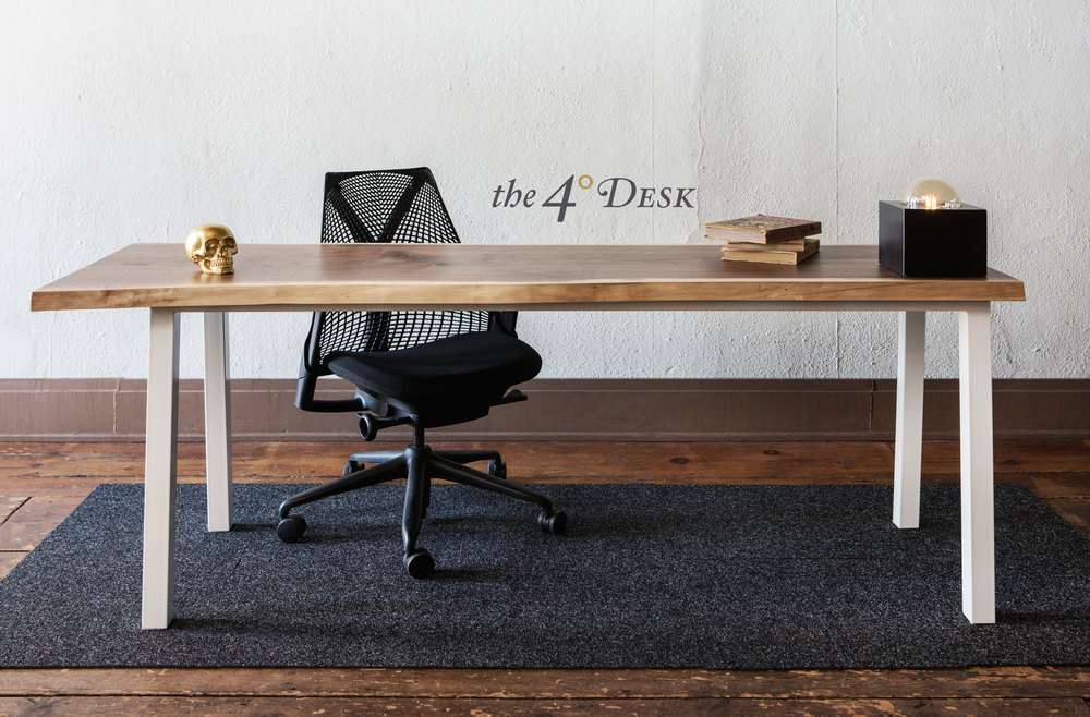 The 4 Degree Desk