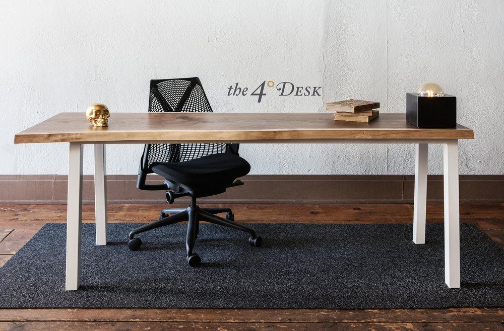 The 4 Degree Desk