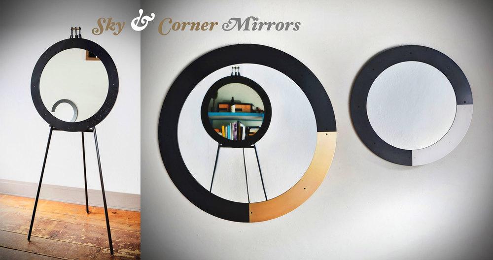Sky and Corner Mirrors