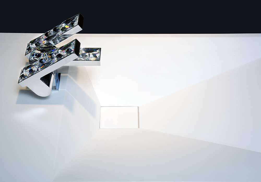 Crystalline Faucet by Hariri&Hariri for AFNY