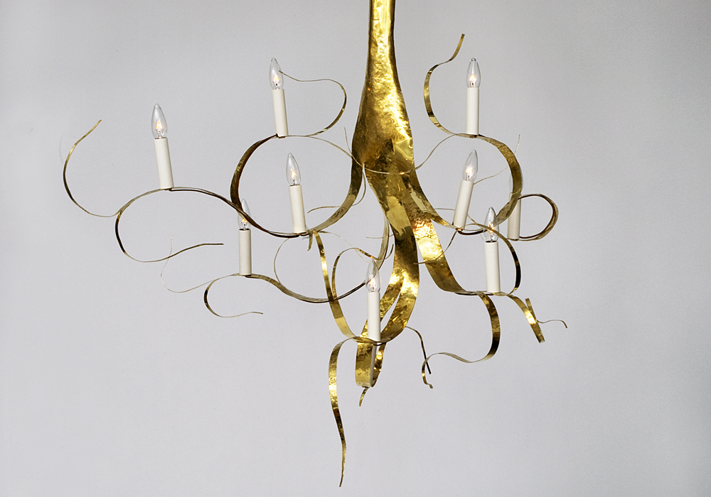 Fiori Chandelier by Jacques Jarrige