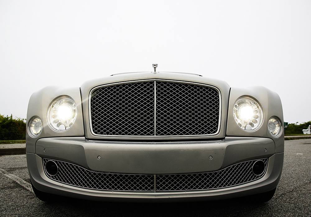 Bentley for Forbes Magazine Online