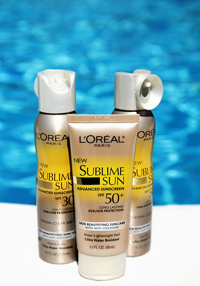 L'Oreal Sublime Sun for Forbes Magazine Online