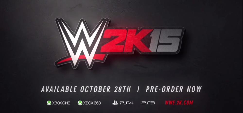 Play as WWE Legend Sting with the pre-order of WWE 2K15