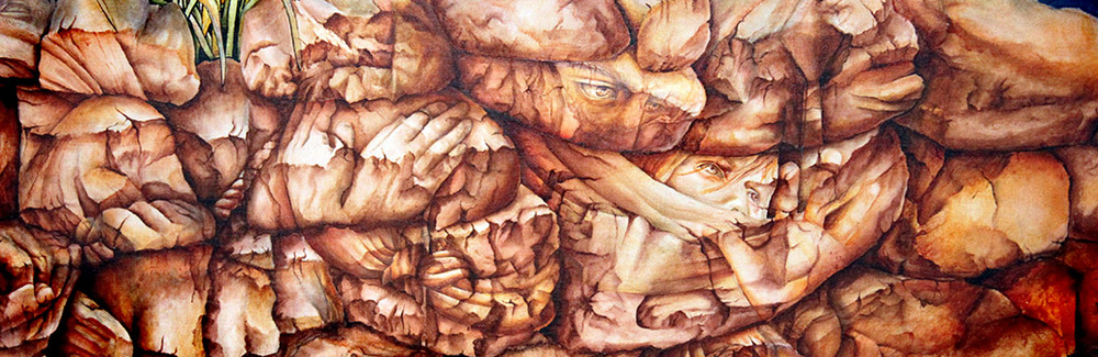 Transparencias   Pintura   Kena Yaksic