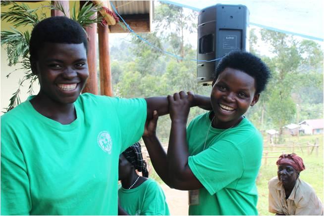 Community Health Educators at Project Bumwalukani