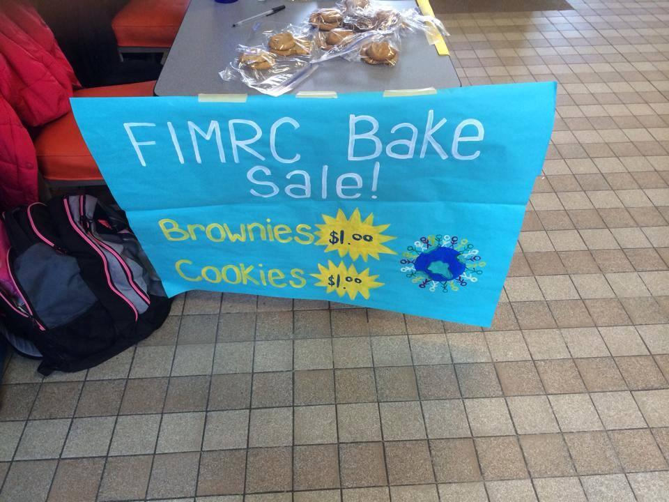 UW-Lacrosse FIMRC Bake Sale