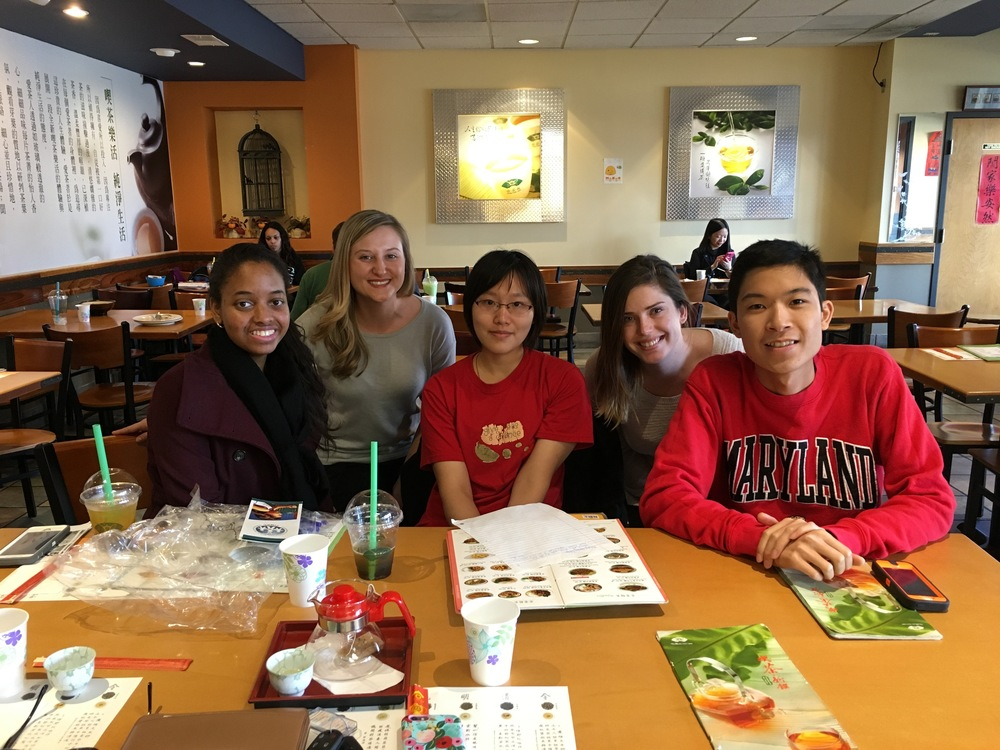 University of Maryland's Fundraiser at Ten Ren's Tea Time!