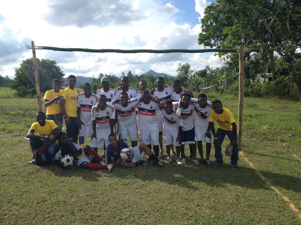 The Tilori Soccer Team