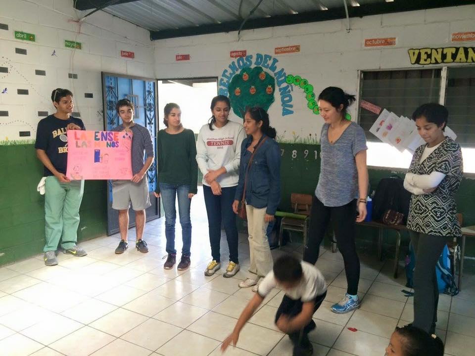 Project Las Delicias, El Salvador
