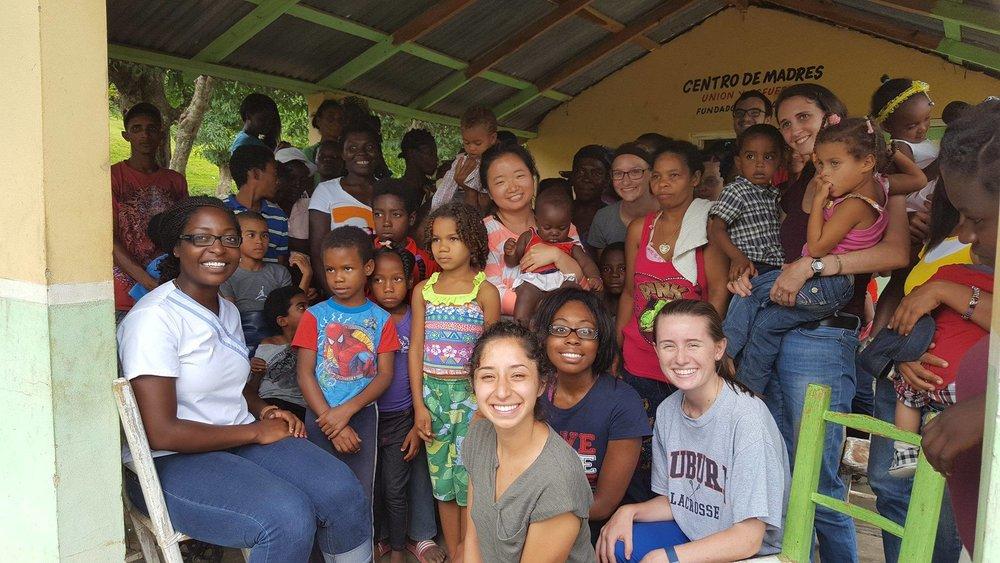 SIHF 2016 - Project Restauración, Dominican Republic