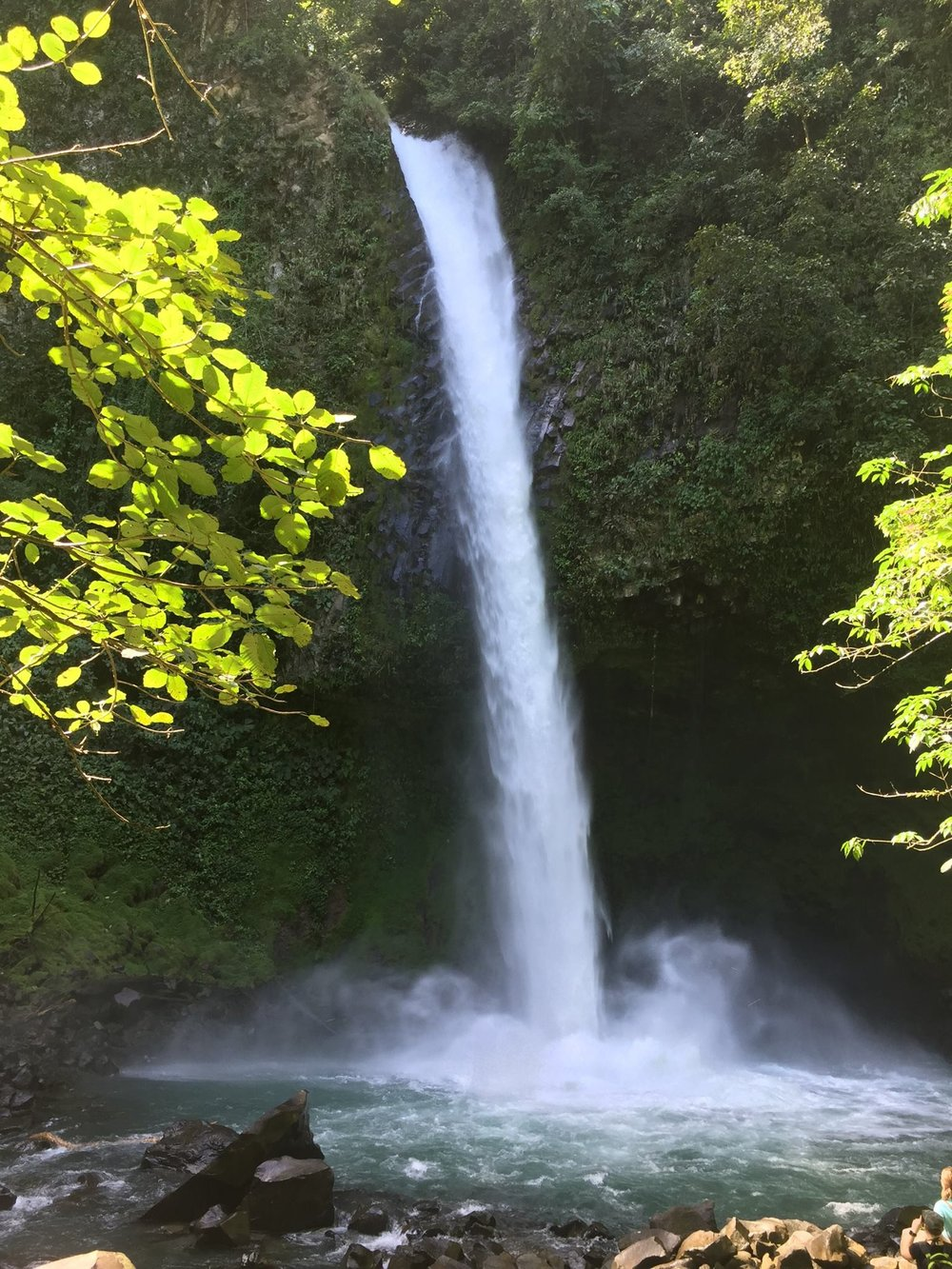 Waterfall Excursion