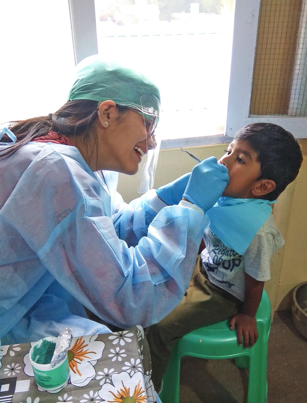 Dental Campaign in India