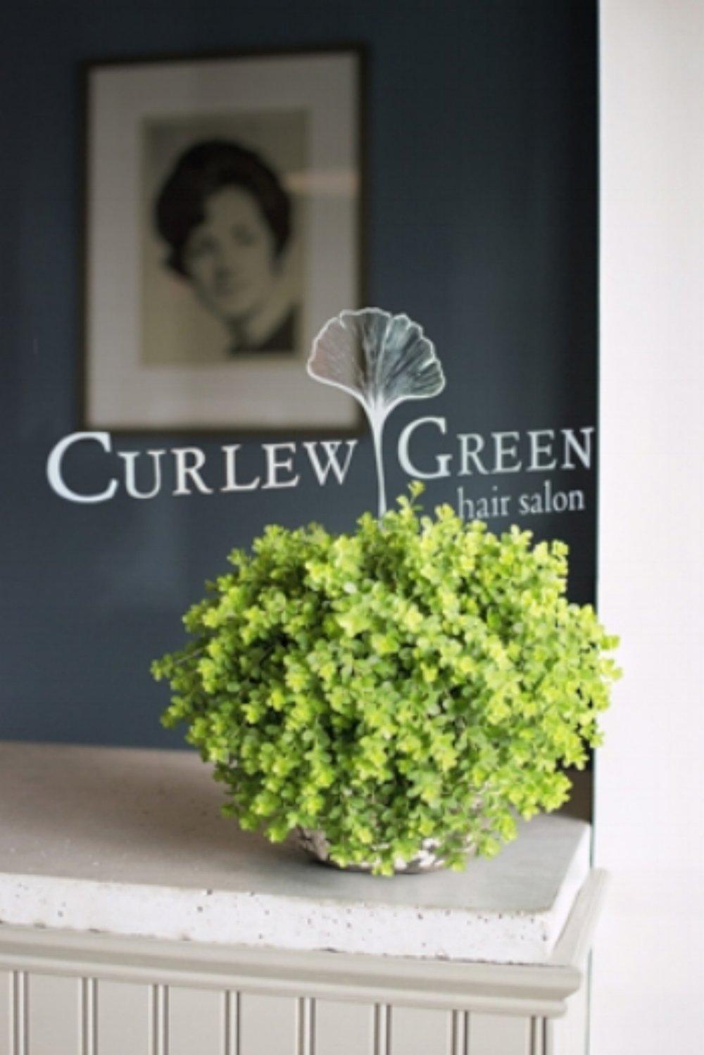 Salon Details Curlew Green