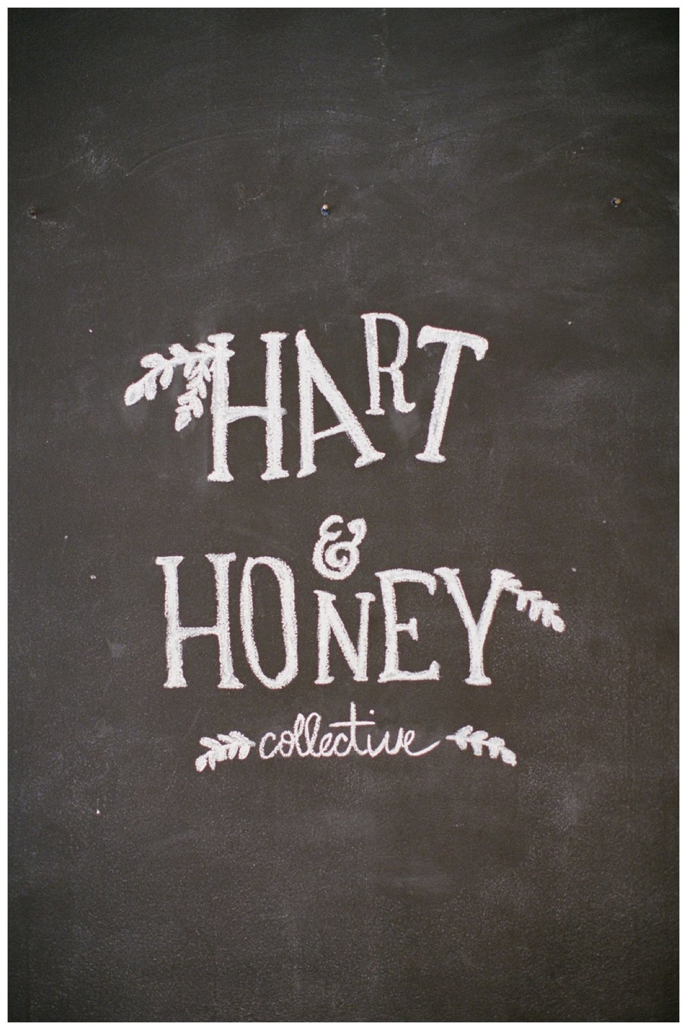 Hart and Honey Creative Collective Ashley Wilcox / graphic designer,  Lily Glass / photographer Columbus Ohio