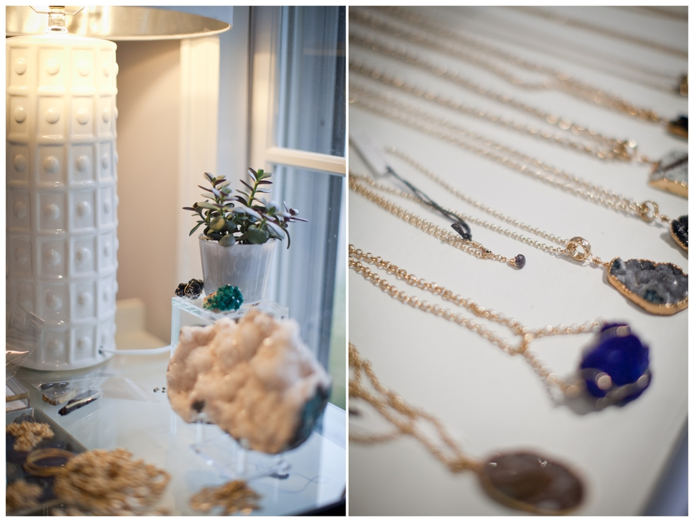 pluma jewelry, columbus ohio, hart and honey collective creative feature