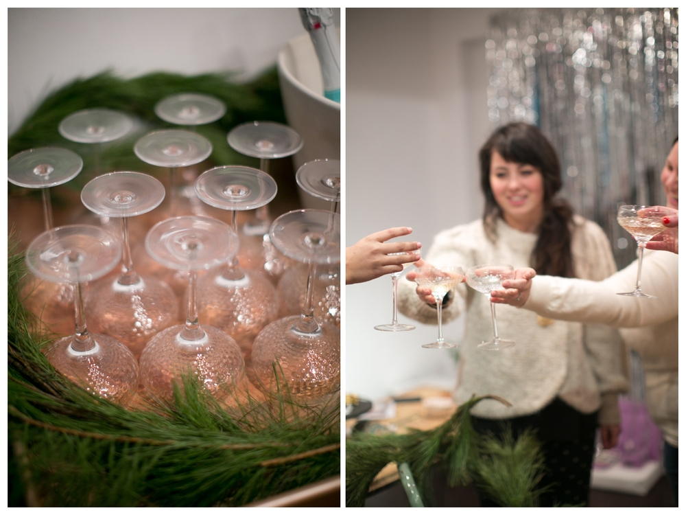 Hart & Honey Collective Christmas Wrapping Party
