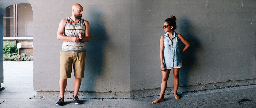Adam & Allie Lehman of The Wonder Jam  (photo by The Wonder Jam)