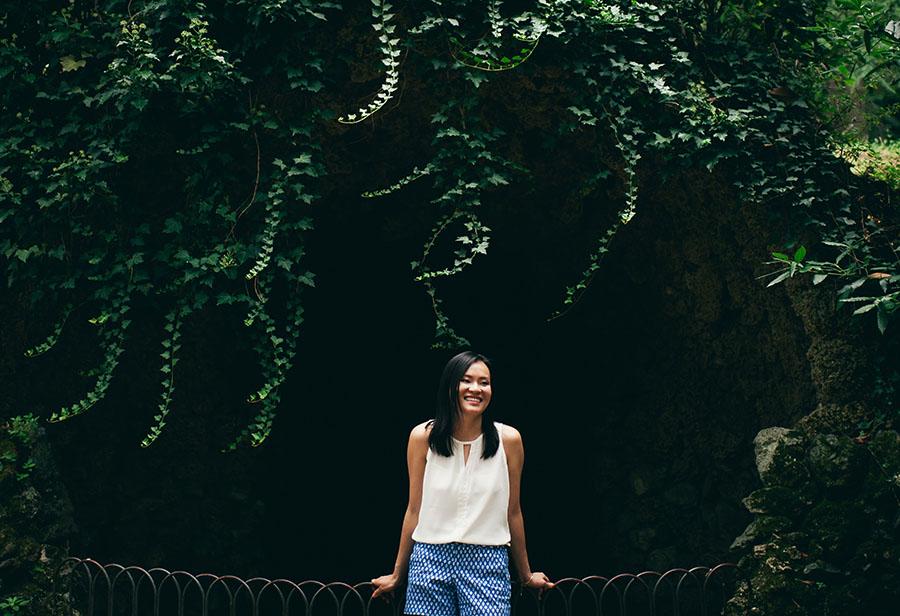 Yao Cheng, photo by  Lisa Poggi Photography