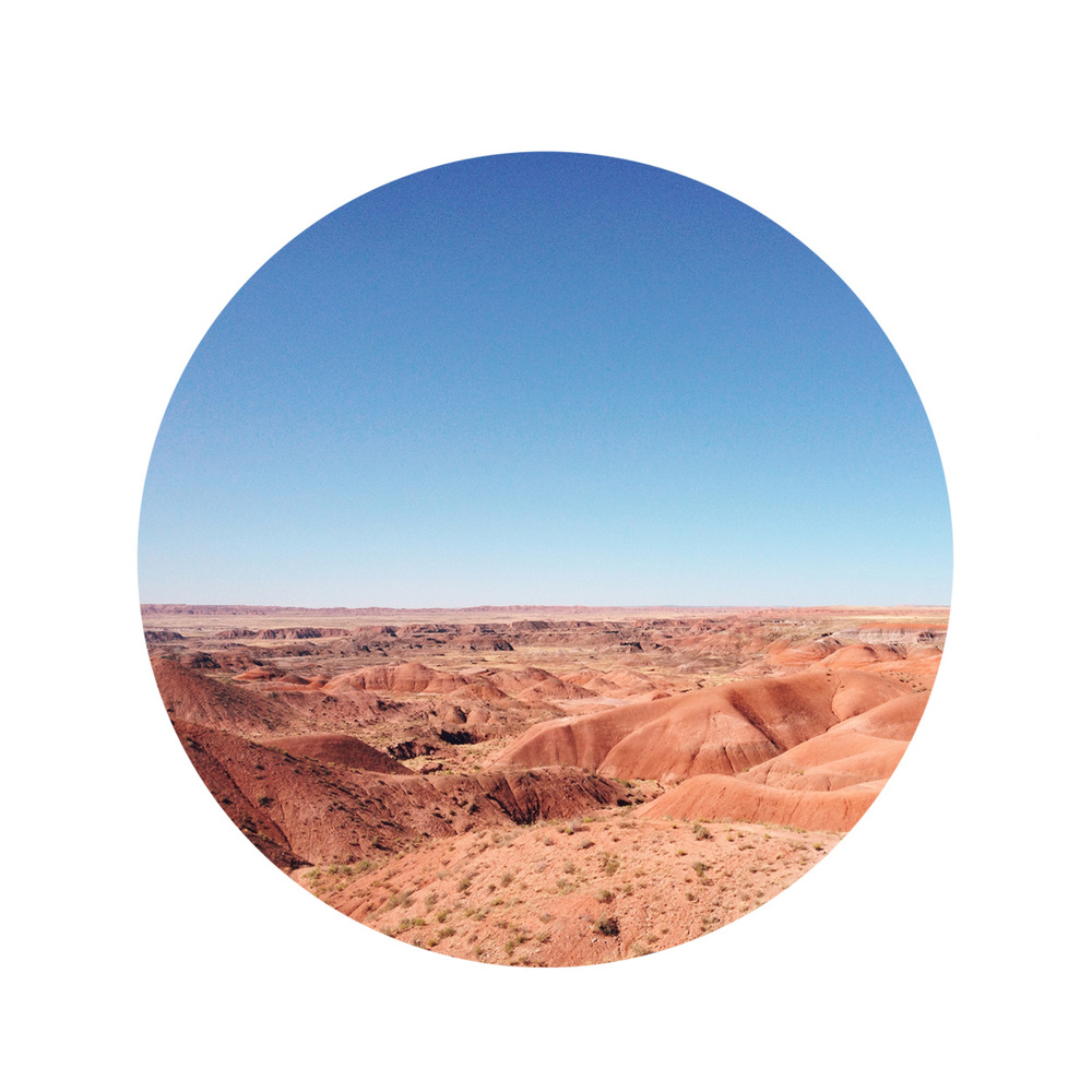 The Painted Desert | Free Download from Hart + Honey