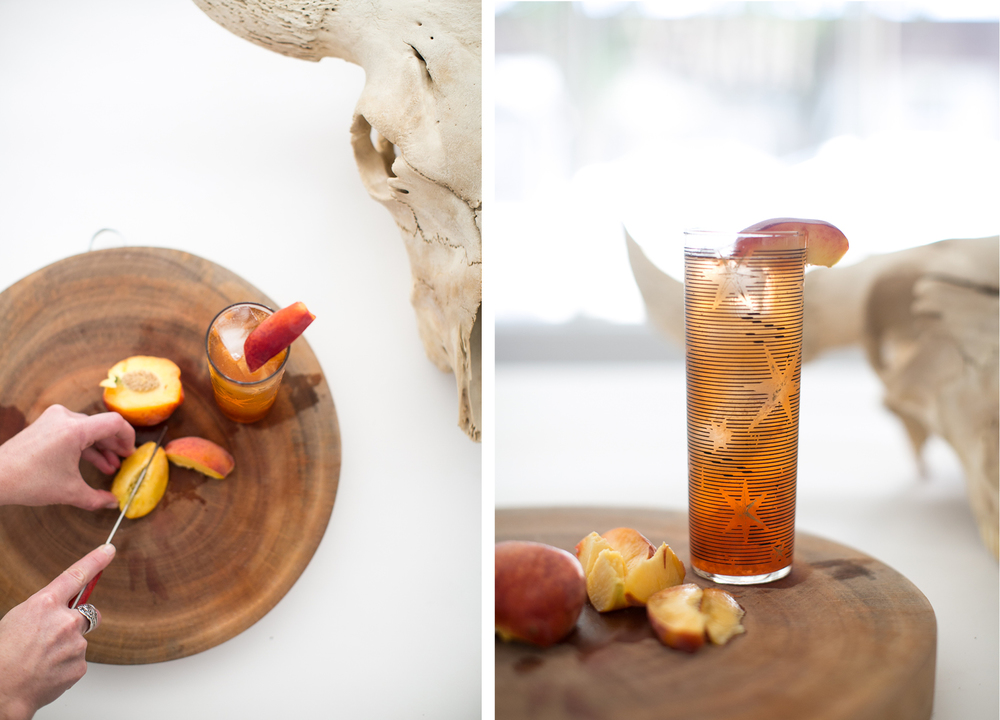 Sweet Paul Feature, The Peach Truck , Hart & Honey , Aperol Spritz