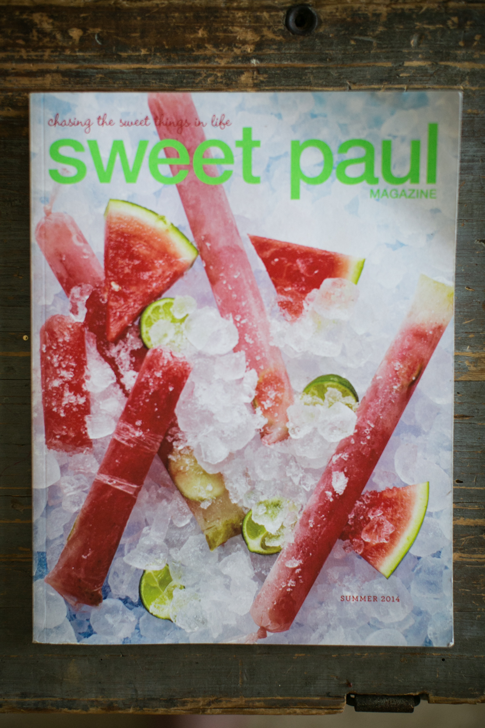 Sweet Paul , Hart & Honey, The Peach Truck